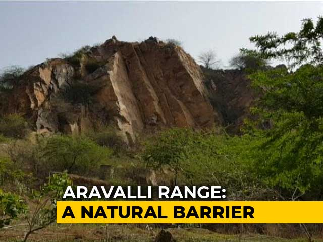 Video : Save Aravali, A Social Organisation, Fighting For Betterment Of India's Oldest Mountain Range