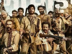 Presenting <i>Sonchiriya</i>'s First Poster: Sushant Singh Rajput With Manoj Bajpayee And Their Gang