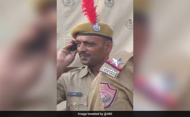 राजस्थान :  प्रमोशन के लिये हो रही दौड़ के दौरान सिपाही की मौत