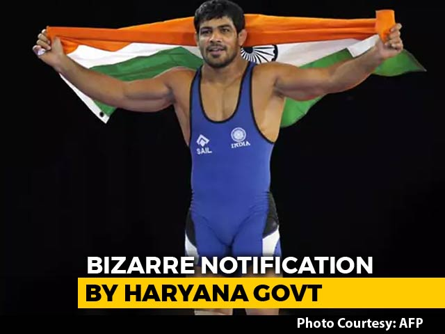 Video : Anger Over Haryana Ordering Athletes To Hand Over A 3rd Of Their Income