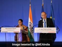 India Will Contruct War Memorial At Villers-Guislain In France, Says Sushma Swaraj