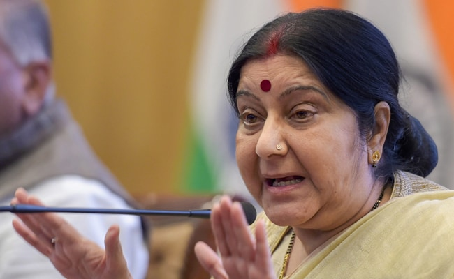 Sushma Swaraj Asks Over 500 Indians In Libya To 'Leave Immediately'