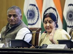 No Change In Status Quo At Doklam, Says Sushma Swaraj