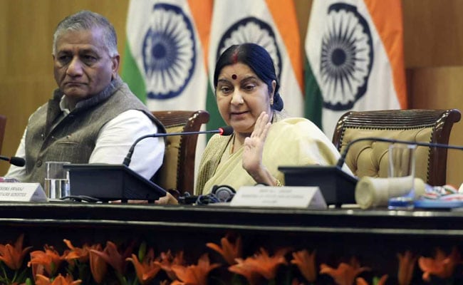 No Change In Status Quo At Doklam, Says Sushma Swaraj