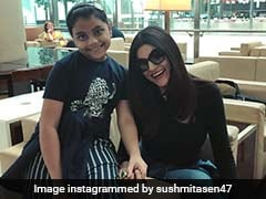 Sushmita Sen's 8-Year-Old Workout Partner Will Give You Major Fitness Goals