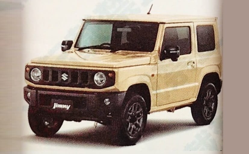 The new-gen Suzuki Jimny will be making its official debut next month on July 5