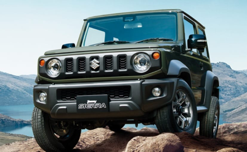 2019 Suzuki Jimny: News, Design, Release >> New Gen Suzuki Jimny And Jimny Sierra Launched In Japan