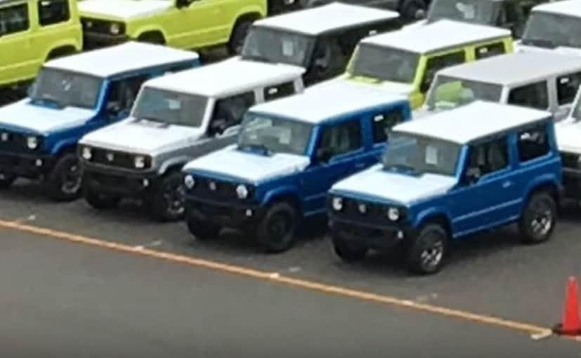 New Gen Suzuki Jimny Showcased In Japan Ndtv Carandbike