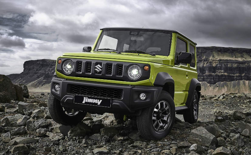 2019 Suzuki Jimny: News, Design, Release >> New Gen Suzuki Jimny All You Need To Know Ndtv Carandbike