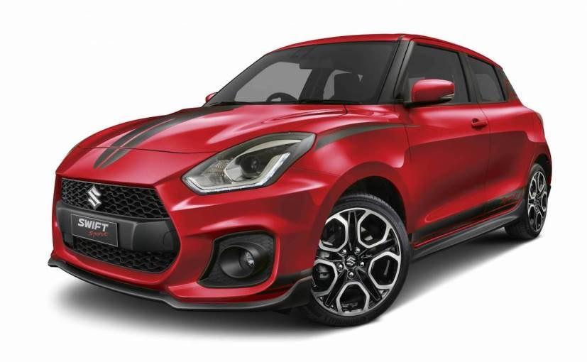 Suzuki Swift Sport Red Devil Edition Announced For Australia