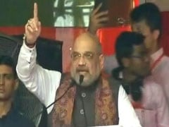 Amit Shah Did Not Mention His Liabilities In Election Affidavit: Congress