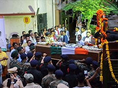 BJP Corporators Were Partying As Maharashtra Mourned Army Major's Death