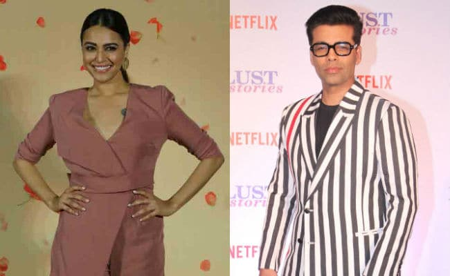 Karan Johar On Swara Bhasker's Controversial Scene: 'Great That We Are Talking About Masturbation'