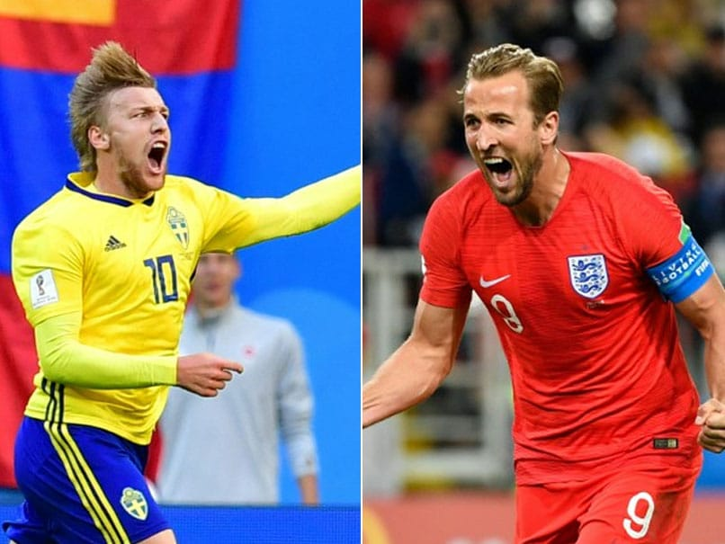 World Cup 2018, Sweden vs England, Quarter-Final: When And Where To Watch, Live Coverage On TV, Live Streaming Online