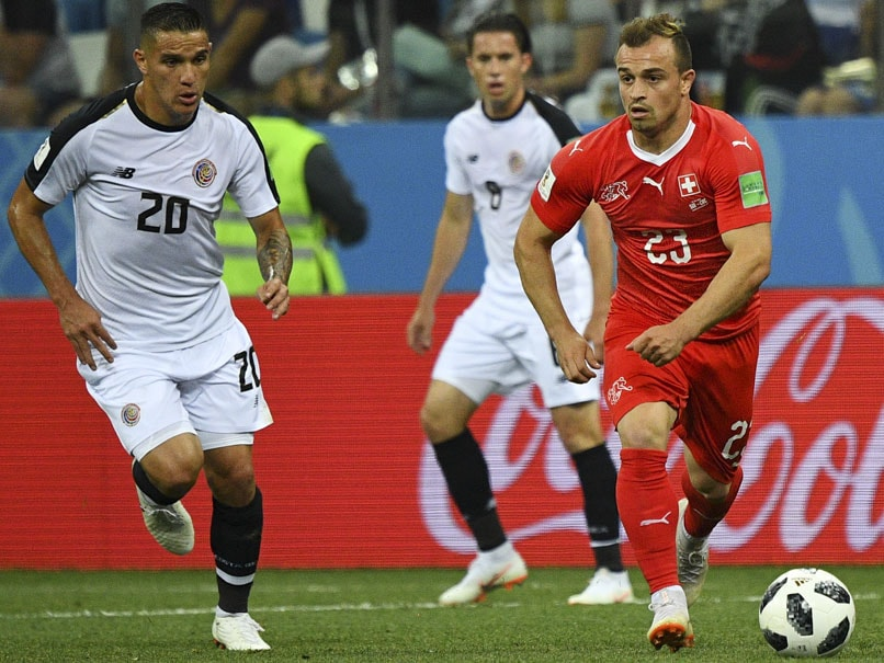 World Cup 2018: Switzerland Through To Last 16 After Costa Rica Draw