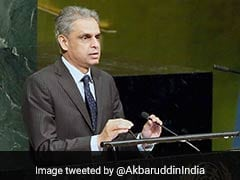 """Delegation That Epitomises The Dark Arts..."": India Rips Into Pak At UN"
