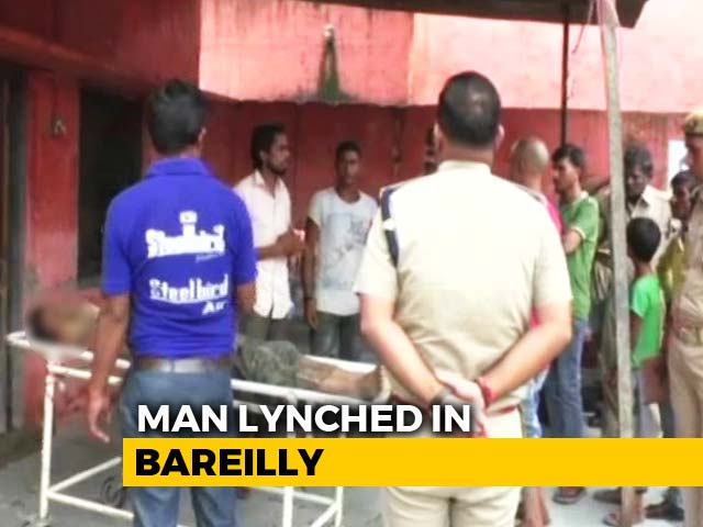 Video : Man, 22, Lynched Over Buffalo Theft Suspicion; UP Cops Say He Overdosed