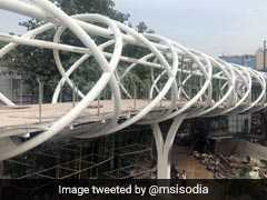 Skywalk In Delhi Likely To Open By October First Week: Manish Sisodia