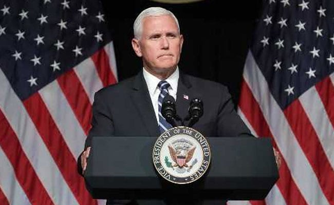 'Time Has Come' For US Space Force, Sixth Military Branch: Mike Pence