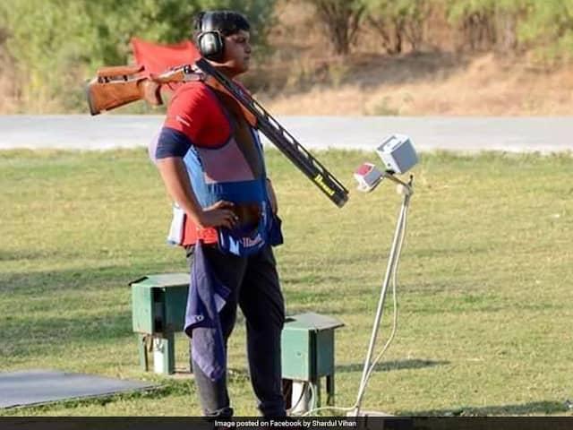 Asian Games: Shardul Vihan, 15, Shoots Silver In Mens Double Trap