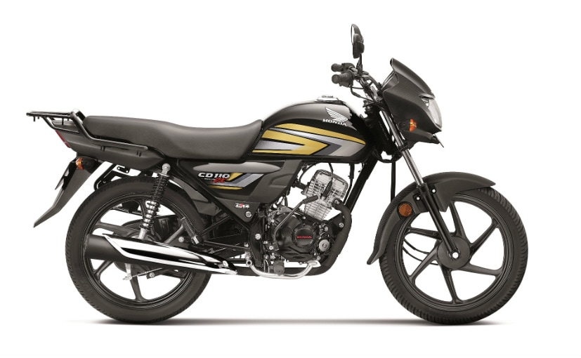 2018 Honda Cd 110 Dream Dx Launched In India Priced At Rs 48 641