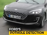 Video : Ford Pothole Detection Technology