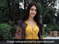 Decoding <i>Loveratri</i> Actress Warina Hussain's Style Game In 5 Looks