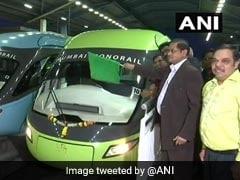 मुंबई में फिर सरपट दौड़ी ये ट्रेन, वडाला से चेंबूर तक दे रही है सेवा