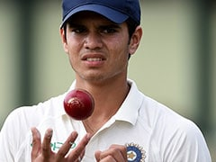 Arjun Tendulkar Out For A Duck In International Debut Match
