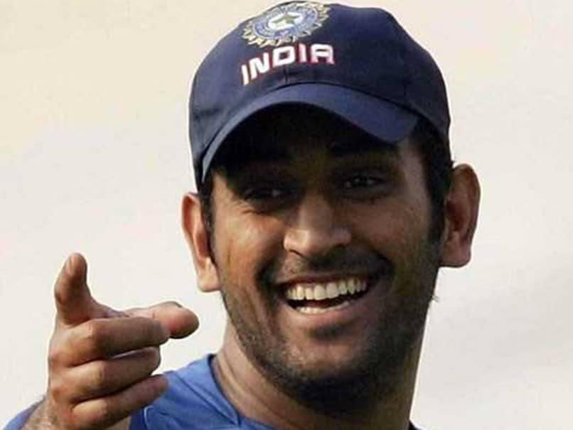 Watch: MS Dhoni Chats With Singer Rahul Vaidya In Bathroom