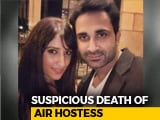 Video : Delhi Air Hostess Allegedly Jumps Off Terrace, Dies; Family Says Murder
