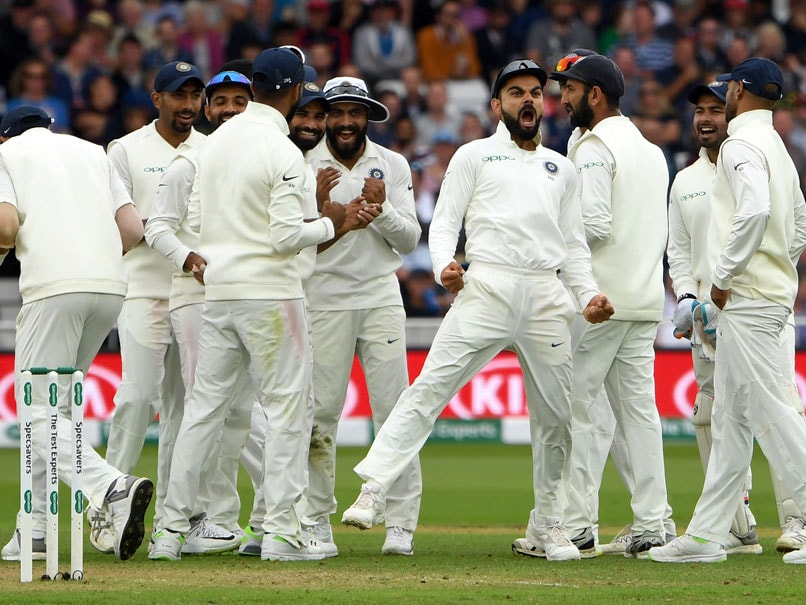 3rd Test: India Win By 203 Runs At Trent Bridge, England Lead Series 2-1