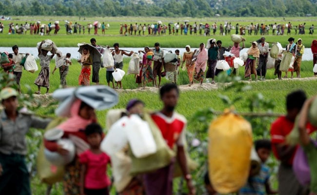 India Sends Relief Material To Bangladesh For Rohingya Refugees