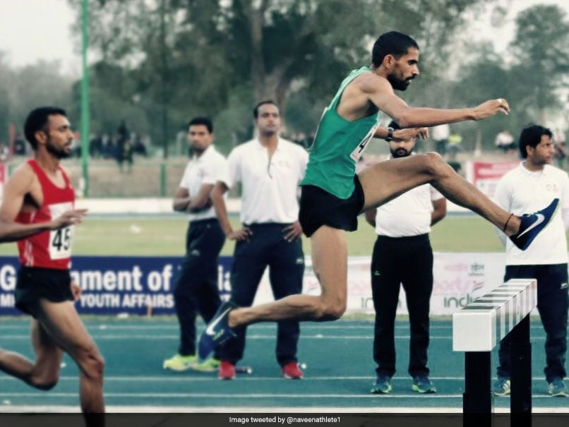 Indian Steeplechase Runner Fails Dope Test Ahead Of Asian Games