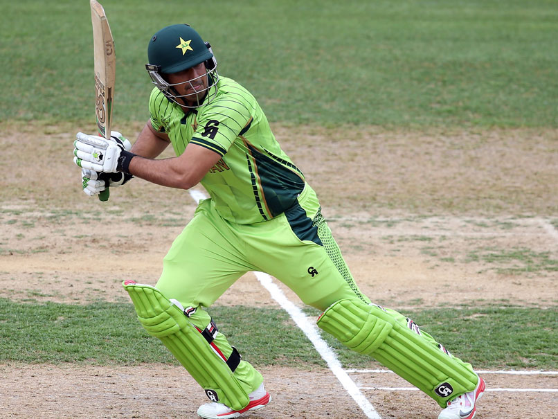 Pakistan cricketer Nasir Jamshed banned for ten years for spot-fixing