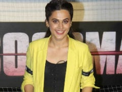 <i>Soorma</i> Actress Taapsee Pannu Says 'Times Have Changed For Outsiders In Bollywood'