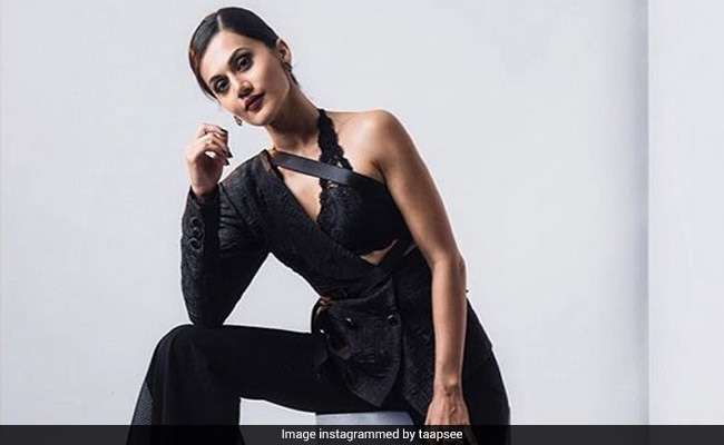Happy Birthday Taapsee Pannu: Know How She Gives Perfect Weight Loss And Fitness Goals
