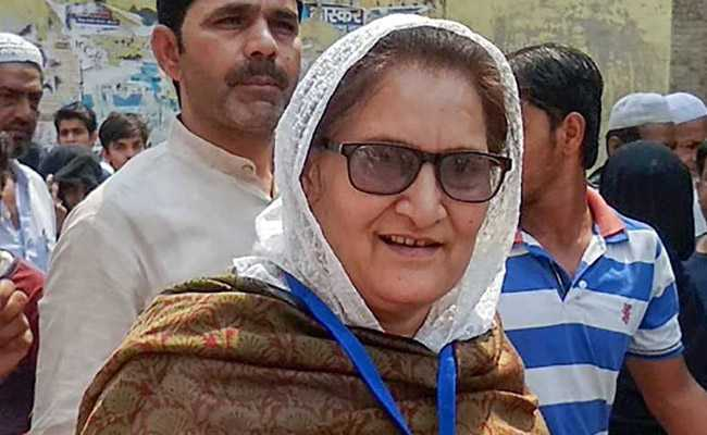 Tabassum Hasan To Contest From Kairana Again, On Samajwadi Party Ticket