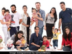 Can You Spot Taimur In His Playschool Class Photo?