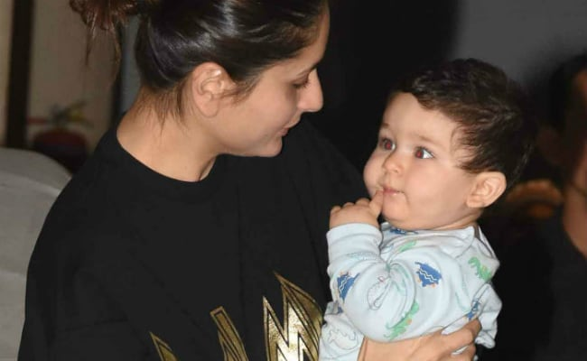 Kareena Kapoor On Taimur Being Papped: 'He's Used To Name Being Called Out, Not Cameras'