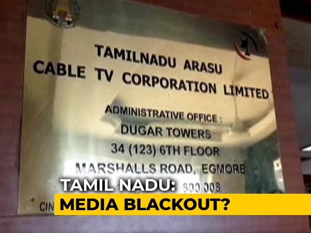 Video : Bad News = Blackout: Behind Tamil Nadu's Rising Media Censorship