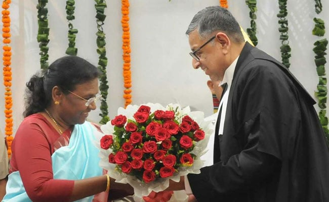 Aniruddha Bose Sworn In As Chief Justice Of Jharkhand High Court