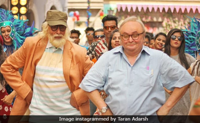 Amitabh Bachchan And Rishi Kapoor's 102 Not Out Is A 'Spotless Hit,' Says Shatrughan Sinha