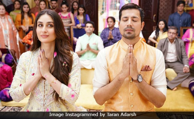 Veere Di Wedding Box Office.Veere Di Wedding Box Office Collection Day 2 Kareena Kapoor And
