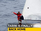 "Video : ""Daring To Dream Big"": The Successful All-Women Crew Of Tarini Returns"