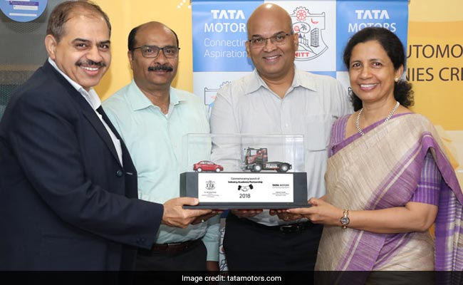 Tata Motors, NIT Trichy Collaborate For Education And Research Programs