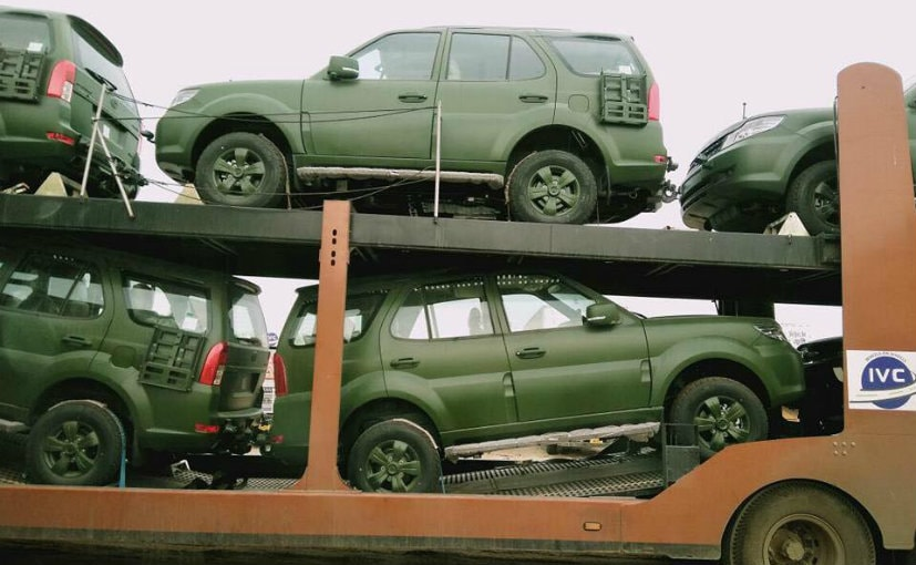 The company will be delivering the Safari Storme to the Army in a phased manner.