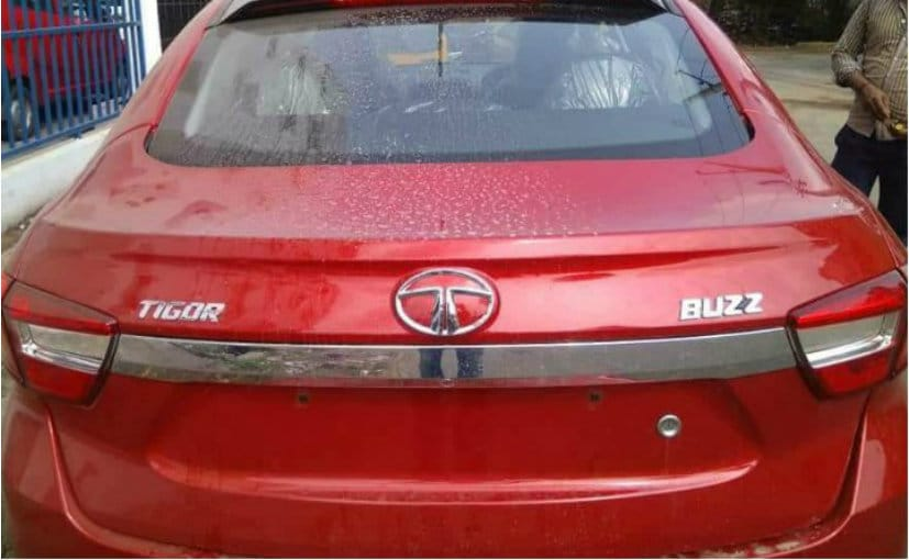 The Tata Tigor Buzz will get only cosmetic updates