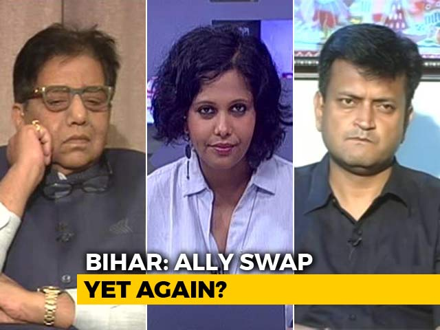 Video : Trouble In Bihar For NDA Over Seat-Sharing?