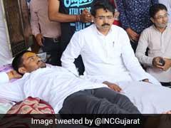 Hardik Patel, On Hungerstrike For 14 Days, Taken To Hospital In Ahmedabad